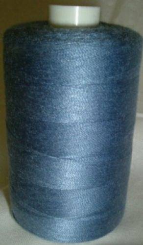 Polyester Sewing Machine Thread 1000 Metres Spools Light Denim 998